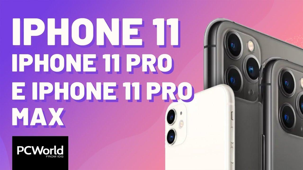 Tudo sobre os novos iPhones 11   Amazon Prime no Brasil [Notícias da semana]