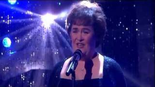 Susan Boyle Unchained Melody Live Dancing With The Stars DWTS Footloose I Dreamed A Dream Song 2013
