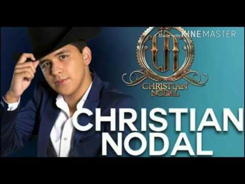 Christian Nodal - Éxitos || lo mas nuevo (2017)