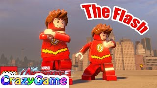 How to Make The Flash in LEGO Marvel