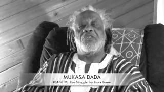 "SAGE.tv EPISODE 1Mukasa Dada ""The Struggle For Black History"""