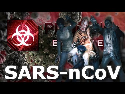 Plague Inc: Custom Scenarios - SARS-nCoV