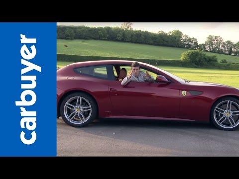 Ferrari FF review - Carbuyer