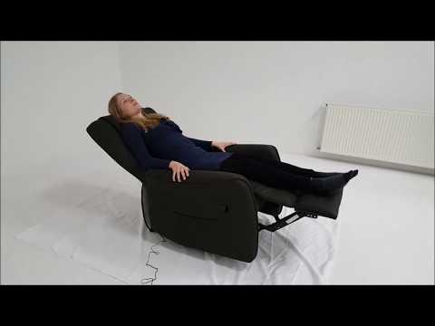 Produkttest Fernsehsessel mit Shiatsu Massage