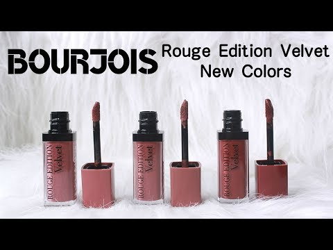 Rouge Velvet The Lipstick by Bourjois #3