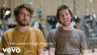 Clyde Lawrence, Cody Fitzgerald - Noelle (Behind the Scenes)