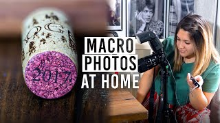 DIY Macro Photography At Home: Studio Setup, Gear And Ideas