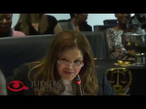 SA Gauteng HC - JSC Interview of Ms S C Mia – Judges Matter (October 2019)