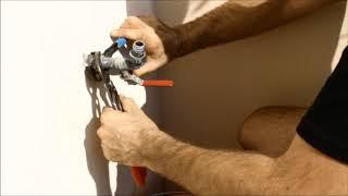 Tuto plomberie comment changer un robinet exterieur