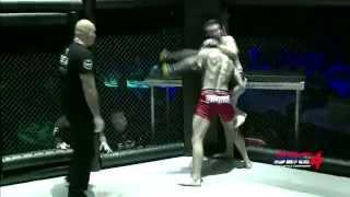 DAMIR DADO MIHAJLOVIC vs Ivica Truscek - HIGHLIGHTS - Serbian Battle Championship 4 - SBC 4