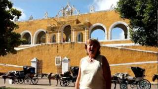preview picture of video 'Houses of Merida Ep. 11 - A Visit to Izamal'
