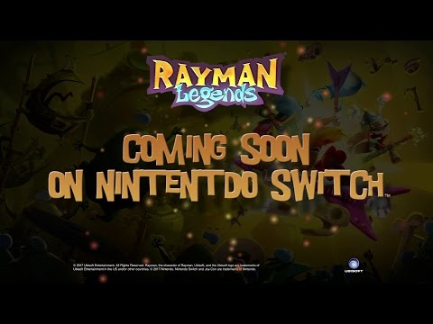 Rayman Legends: Definitive Edition on Nintendo Switch: Michel Ancel Interview thumbnail