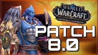 Level 120 - Alliance War Campaign! | GOOD MORNING AZEROTH | World of Warcraft Battle For Azeroth