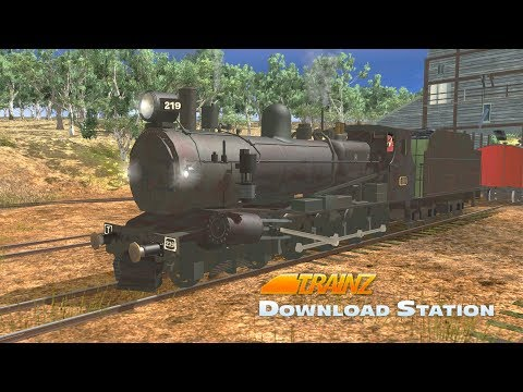 Trainz T&F Busy Going Backwards (TVS) - смотреть онлайн на