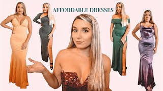 Homecoming Dress Haul | Formal Gowns | Windsor