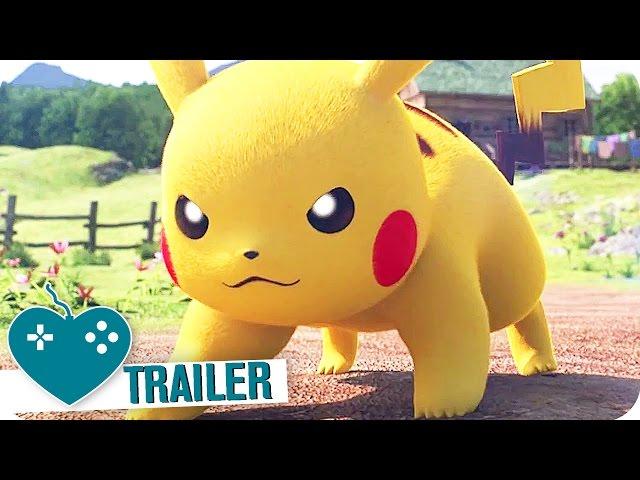 POKÉMON TEKKEN Launch Trailer (2016) Wii U