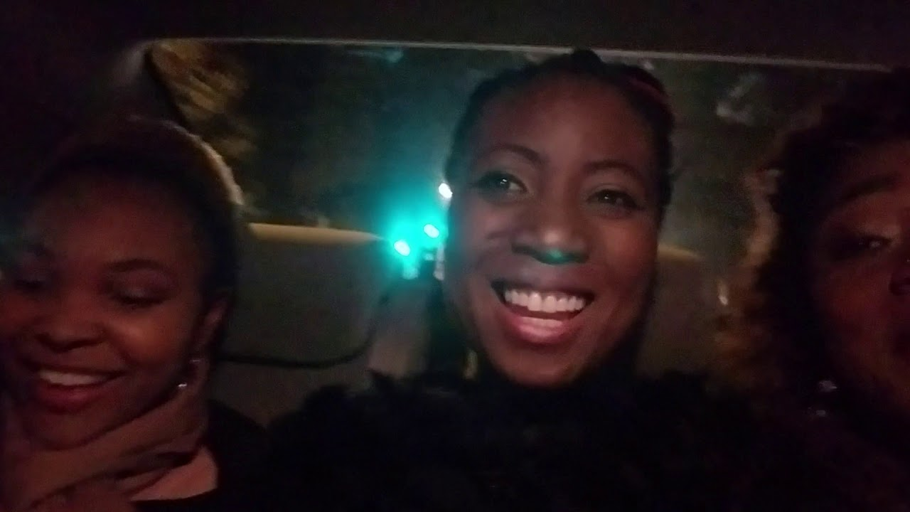 In Uber Enroute to NEA 2018 Washington DC – All Fun with Nigerian Liberian Ethiopian in the Car