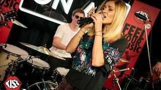 Alina Eremia   A Fost O Nebunie (Live @ KissFM)