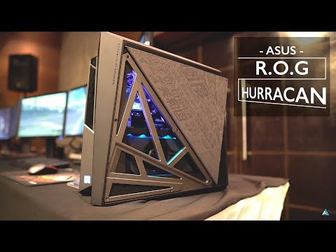 Asus ROG Huracan Hands On REVIEW & Initial Impressions (G21CN)