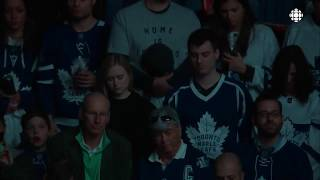 Leafs Fans Sing Canadian National Anthem