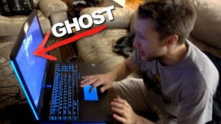 Our House Is Haunted...