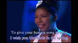 I Wish You Love (Léo Chauliac) - Natalie Cole (Voice Guide)