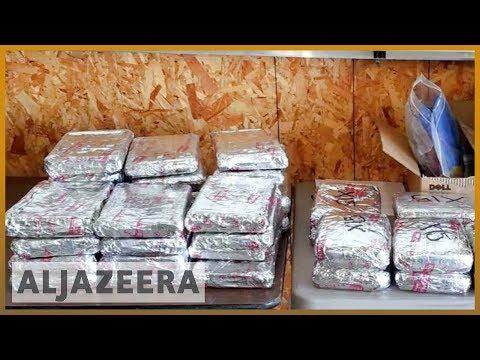 🇺🇸 US police make record-breaking drug bust in Nebraska | Al Jazeera English