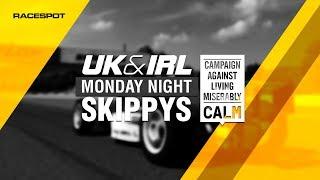 UK&I Monday Night Skippys   Round 1 at Lime Rock