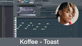 How To Create Reggae In FL Studio. Tutorial. Koffee   Toast (Fruity Loops Cover)