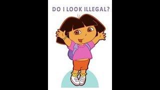 Dora Explorer got deported