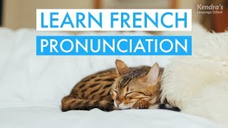 Learn French Pronunciation with Basic & Useful Phrases
