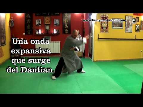 Fajing: proyectar la potencia del Qi