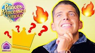 Rafael des Princes et Princesses de l'amour (LPDLA6) a décerné ses couronnes aux princes Anthony Mateo et à Dylan, aux princesses Elsa Dasc, Fidji Ruiz et Cynthia mais également à quelques prétendantes comme Alix... Alors quelle couronne pour sa prétendante Alix ?  #lpdla6 --- ✔ Suis tous tes candidats sur le site  : http://www.vdbuzz.com ✔ Facebook :  https://bit.ly/2KmFTYO ✔ Twitter : https://twitter.com/vdbuzz ✔ Instagram : https://www.instagram.com/vdbuzz  ❤️ Abonne-toi ici pour plus de vidéos exclusives, drôles, décalées ou top confidentielles ➤  https://www.youtube.com/channel/UCWBJt0NYVnG9ga22i4Rgn4A?sub_confirmation=1