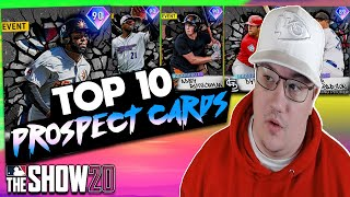 Top 10 Prospect Cards