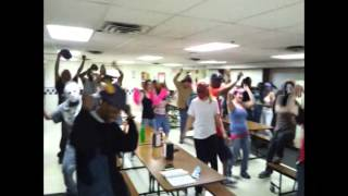 Michigan eby-brown Harlem Shake