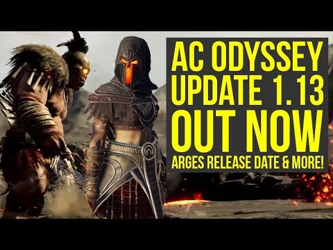 Assassin's Creed Odyssey Update 1.13 OUT NOW, Ubisoft To Change Trophy & More! (AC Odyssey Update)