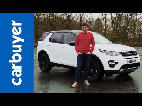 Land Rover Discovery Sport SUV – Carbuyer