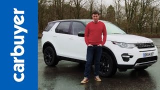 Land Rover Discovery Sport SUV - Carbuyer