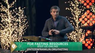 """""""The Ultimate Present is His Presence"""" with Jentezen Franklin"""