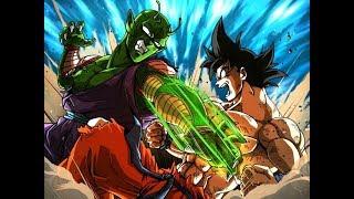 Goku Vs Piccolo Full Fight (Ultimate Batle)