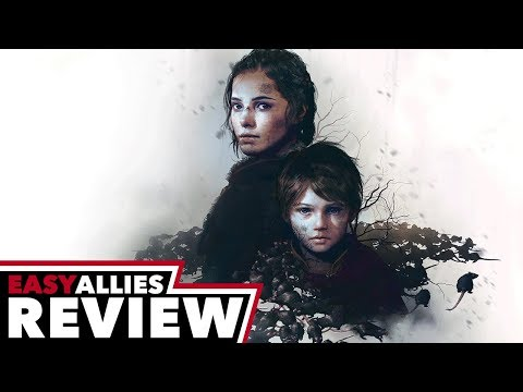 A Plague Tale: Innocence - Easy Allies Review - YouTube video thumbnail