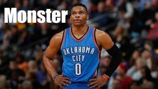 """Russell Westbrook """"Monster"""" 21 Savage"""