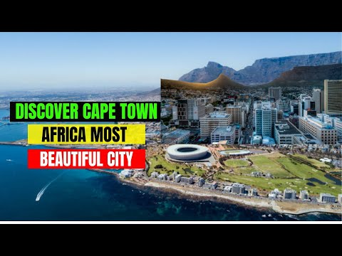 Download How Cape Town Became The Most Beautiful City In Africa Mp4 HD Video and MP3