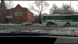 Прощание с убитым таксистом г. Уссурийск