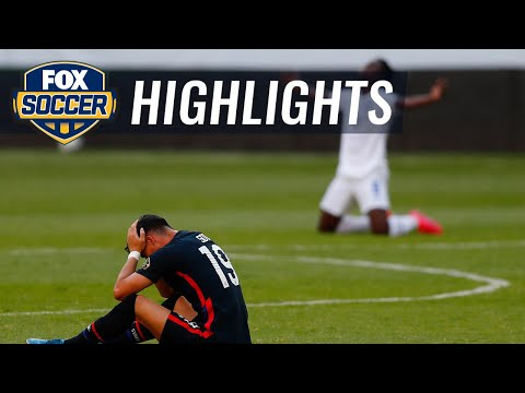 The United States loses 2-1 to Honduras, doesn't qualify for Olympics | FOX SOCCER HIGHLIGHTS
