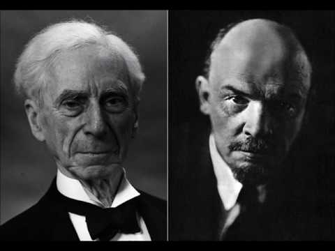 Bertrand Russell on his meeting with Vladimir Lenin in 1920 (2018)