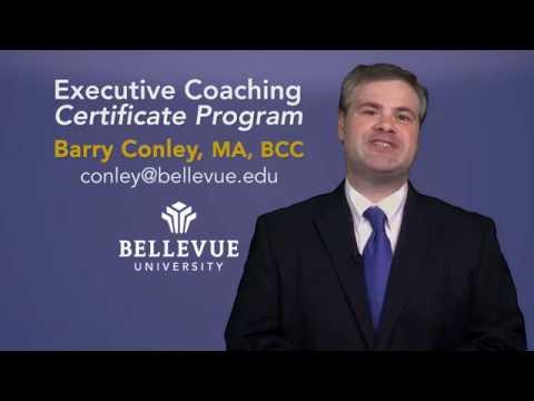 Executive Coaching Certificate Program - Bellevue ... - YouTube