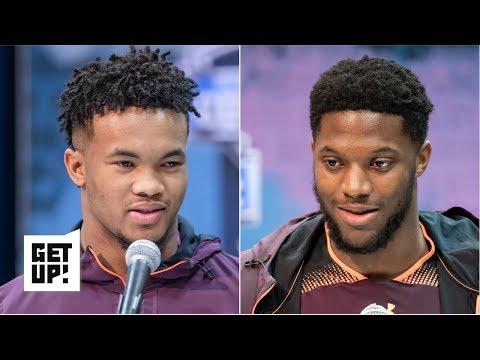 2019 NFL Mock Draft: Cardinals to draft Kyler Murray, Giants to select Josh Allen | Get Up!