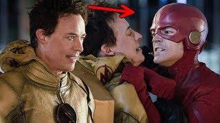 ЗАЧЕМ ТОУН ОТПРАВИТСЯ В ПРОШЛОЕ?! [Обзор Промо + Теории] / Флэш | The Flash