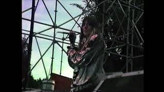 Barren Cross Living Dead  Freedomfest 1988